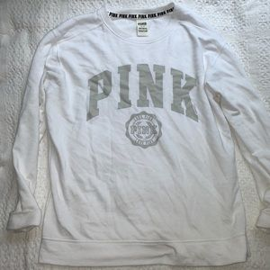 Victoria's Secret pull over by Pink